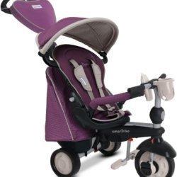 Велосипед Smart Trike 5в1 Recliner Infinity Purple (от 10 месяцев до 3х лет)